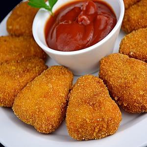 nuggets-de-pollo-caseros