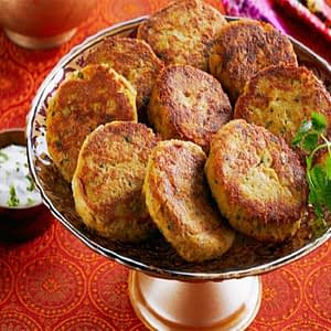 Mutton-Shami-Kabab